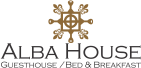 Alba House Mobile Logo